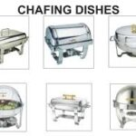 Chafing Dishes and Accessories.